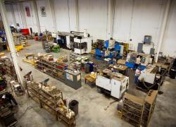 Tank Components Warehouse
